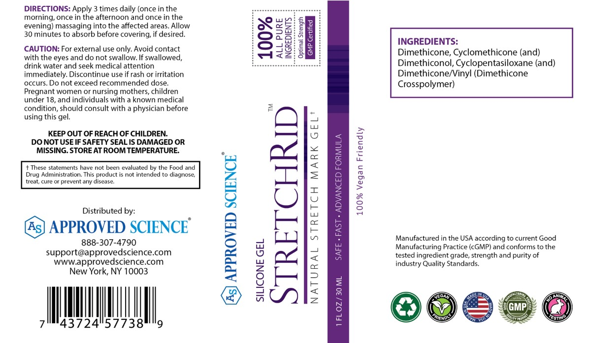 Stretch-rid Supplement Facts